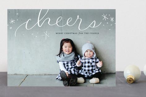 Legato Rejoice Christmas Photo Cards