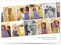Photo Reel New Year's Photo Cards
