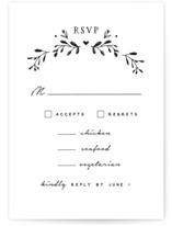 Charleston RSVP Cards