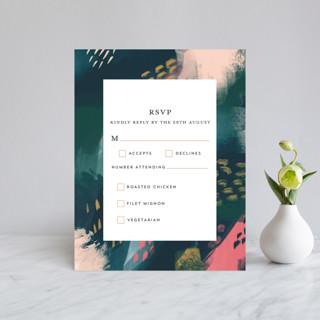 Dreaming RSVP Cards