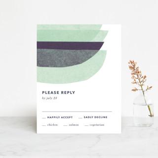 tissue union RSVP Cards
