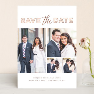 Can't Just Pick One Save the Date Cards