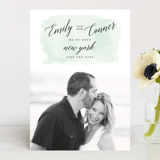 An Angle Save the Date Cards