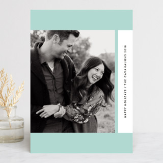 Slide Holiday Photo Cards