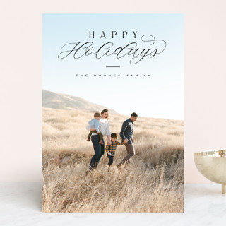 Tradition Holiday Photo Cards