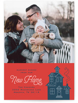Warm Home Holiday Photo Cards