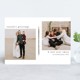 Piper Holiday Photo Cards