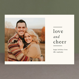 Opus Holiday Photo Cards