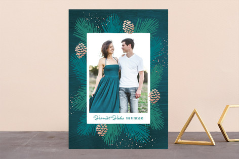 Everything Pine Holiday Photo Cards