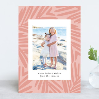 Breezy Holiday Holiday Photo Cards