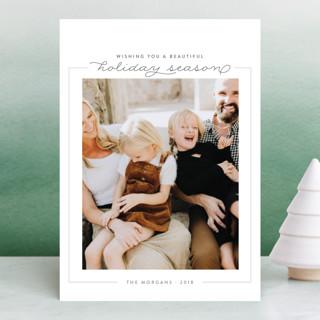 Beautiful Holidays Holiday Photo Cards