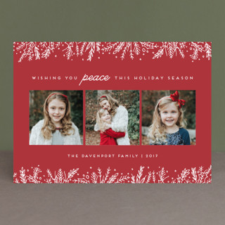 Introducing with Joy Holiday Photo Cards