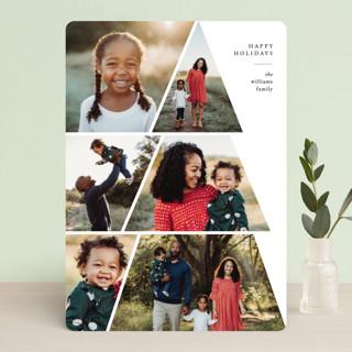 Family Tree Holiday Photo Cards