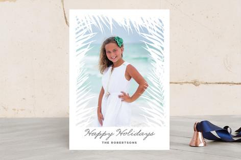 Palm Beach Holiday Photo Cards