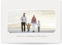 Perfectly Simple Holiday Photo Cards