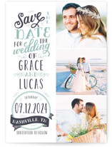 Serendipitous Save the Date Petite Cards