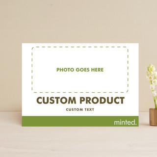 FOIL Portrait Custom Save the Date Petite Cards