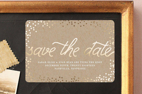 Starlight Save The Date Magnets