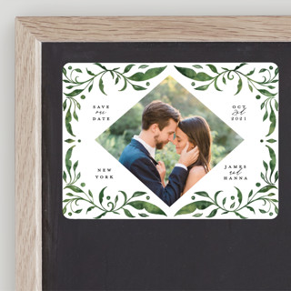 Precious Nature Save The Date Magnets