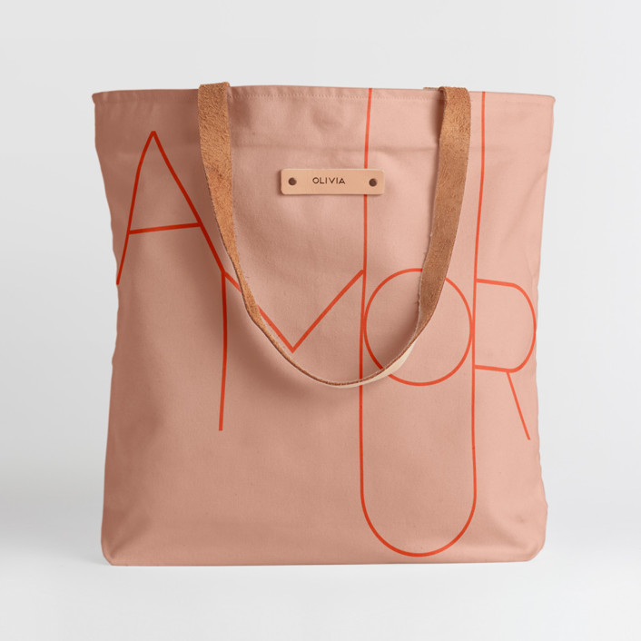 Amour Snap Tote