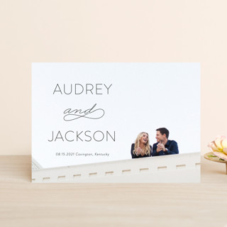 Forever And Save The Date Postcards