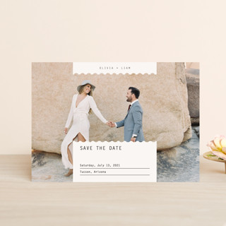 Label Save The Date Postcards