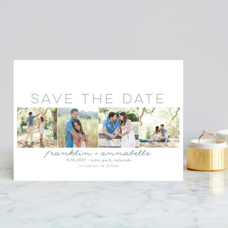 Simple Frames Save The Date Postcards