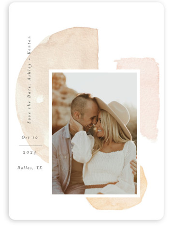 Fika Save The Date Cards