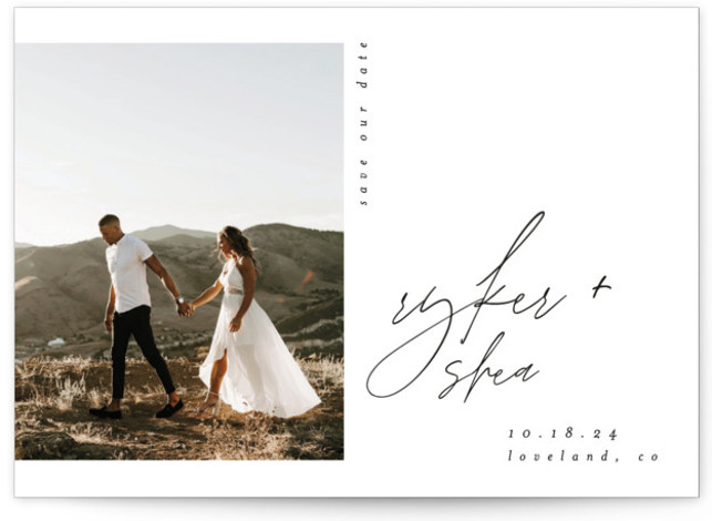 Splendid Save The Date Cards
