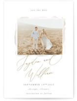 Eloquence Save The Date Cards