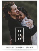 Cherished Date Save The Date Cards