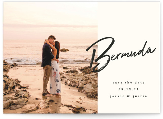 The Location Save The Date Cards