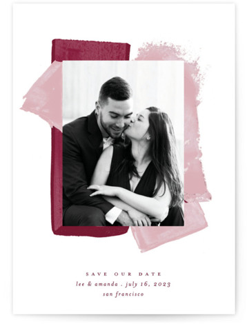 Love Ink Save The Date Cards
