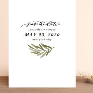 Olive Branch Grand Save The Date Cards
