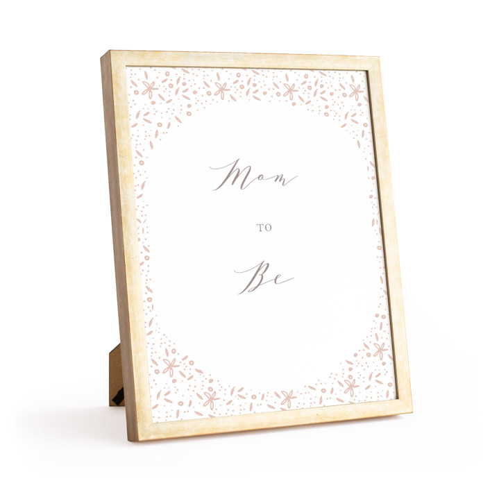 Gold 11x14 Standing Frame