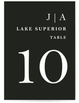 Sophistotype Table Numbers