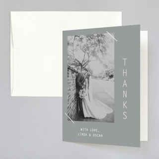 A Place to Remember Gloss-Press® Thank You Cards