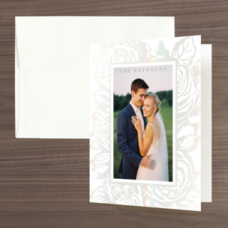 House of York Gloss-Press™ Thank You Cards