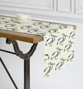 The Pelican Beach Table runners