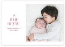 Tiny Heart Foil-Pressed Valentine Cards