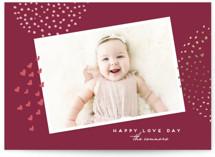 Scrapbook Love Foil-Pressed Valentine Cards