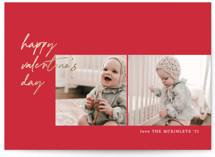 valentine duo Foil-Pressed Valentine Cards