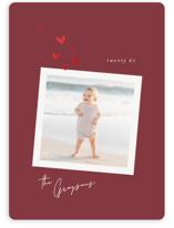 Tiny Keepsake Foil-Pressed Valentine Cards