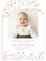 Heart Confetti Valentine's Day Cards