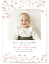 Heart Confetti Valentine's Day Petite Cards