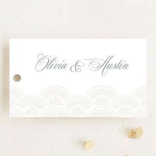 Adorn Wedding Favor Tags