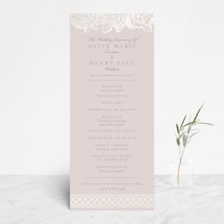 House of York Gloss-Press™ Wedding Programs