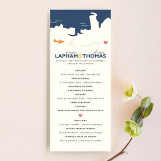 Two Grooms Destination Wedding Programs