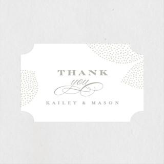 Pointillist rose leaves Wedding Favor Stickers