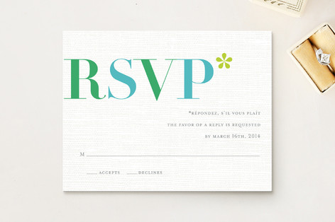 All About You Print-It-Yourself RSVP Cards
